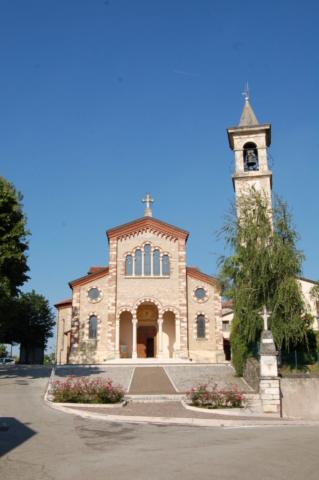 La chiesa di S.Maria Assunta